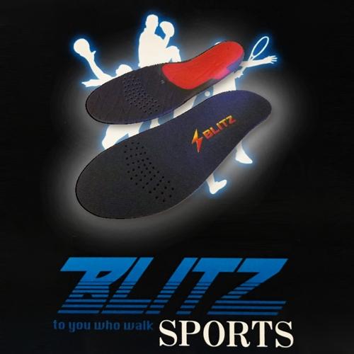 インソールBLITZ スポーツ BLITZ-S(ブリッツ スポーツモデル)