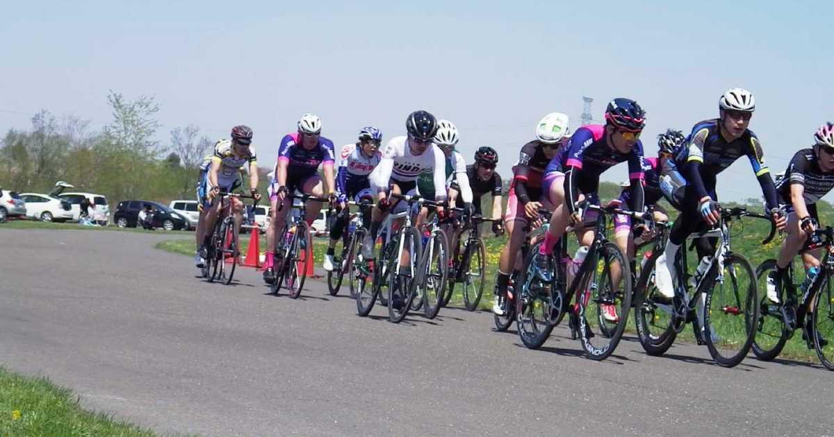 自転車競技チームPeachMAX
