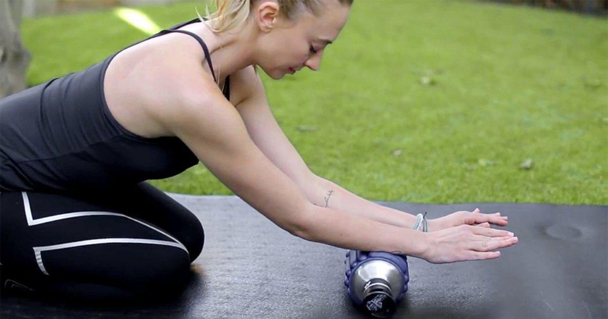 手首から肘の筋膜 前腕の筋膜リリース